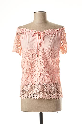 Top rose FEE RED pour femme
