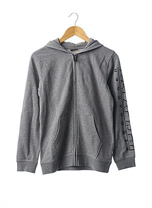 Veste casual gris NAPAPIJRI pour garçon