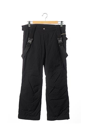 Pantalon casual noir NAPAPIJRI pour homme
