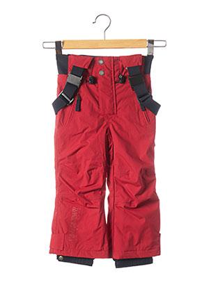 Pantalon casual rouge NAPAPIJRI pour enfant