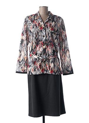 Veste/robe gris GUY DUBOUIS pour femme