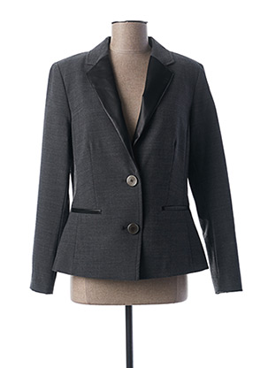 Veste chic / Blazer gris WEINBERG pour femme