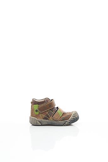 Bottines/Boots marron BELLAMY pour garçon