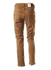 Pantalon casual marron PARA MI pour femme seconde vue