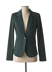 Veste chic / Blazer vert ICHI pour femme seconde vue