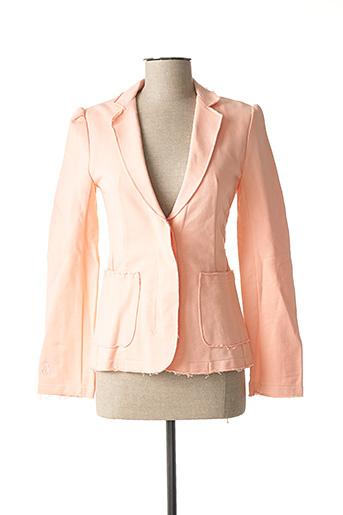 Veste chic / Blazer rose LADY SOUL pour femme