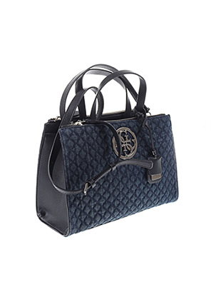 Sac bleu GUESS BY MARCIANO pour femme