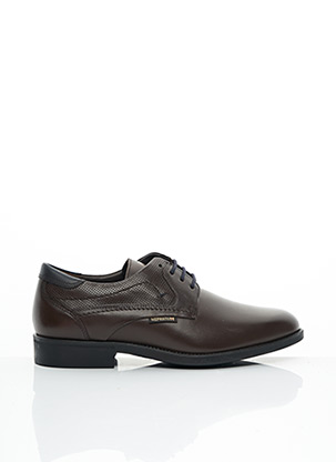 Chaussures de confort noir MEPHISTO pour homme