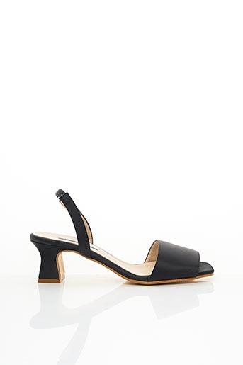 Sandales/Nu pieds noir ABOUT ARIANNE pour femme