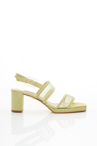 Sandales/Nu pieds vert ABOUT ARIANNE pour femme