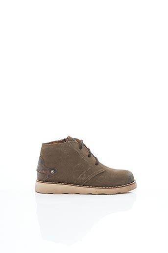 Bottines/Boots marron PRIMIGI pour garçon