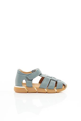 Sandales/Nu pieds marron BISGAARD pour garçon