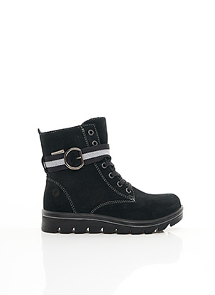 Bottines/Boots noir RICOSTA pour fille