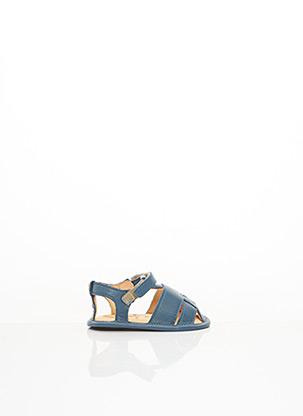 Sandales/Nu pieds bleu EASY PEASY pour garçon