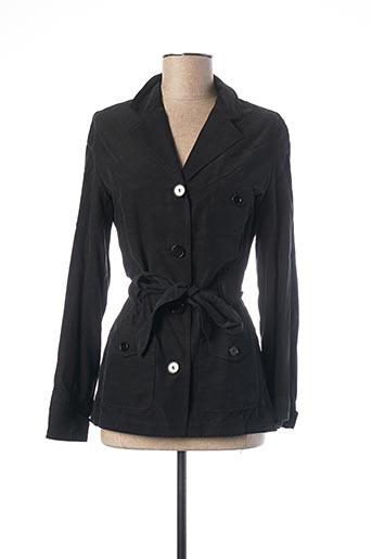 Veste chic / Blazer noir TEENFLO pour femme
