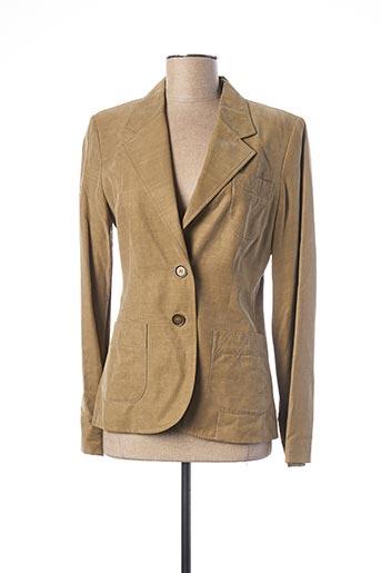 Veste chic / Blazer vert TEENFLO pour femme