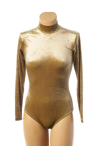 Body beige TEENFLO pour femme