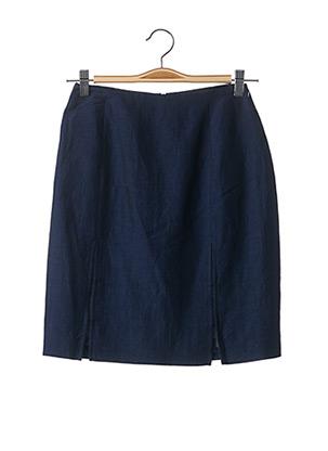 Jupe courte bleu TEENFLO pour femme