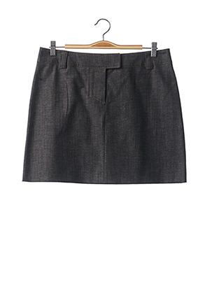 Jupe courte gris TEENFLO pour femme
