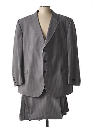 Costume de cérémonie gris HAROLD pour homme