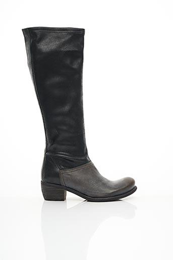 Bottes noir ALAIN BASTIANI pour femme