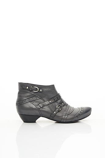 Bottines/Boots gris BOCAGE pour femme