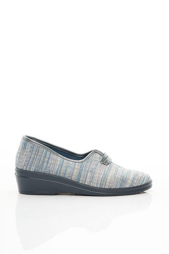 Chaussures de confort bleu ROHDE pour femme