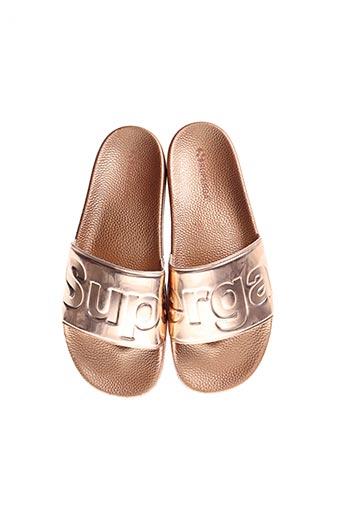 Chaussures aquatiques rose SUPERGA pour femme
