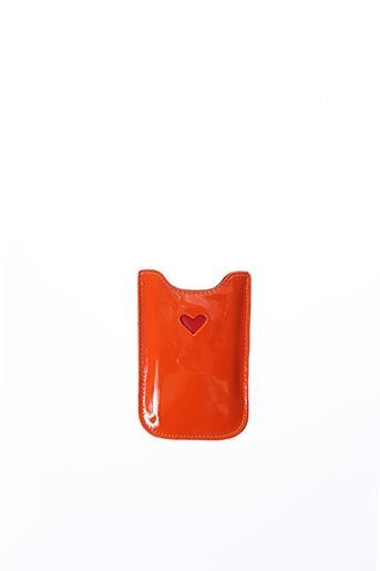 Pochette orange MELLOW YELLOW pour femme