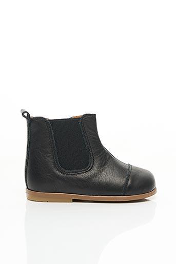 Bottines/Boots noir PATT'TOUCH pour fille