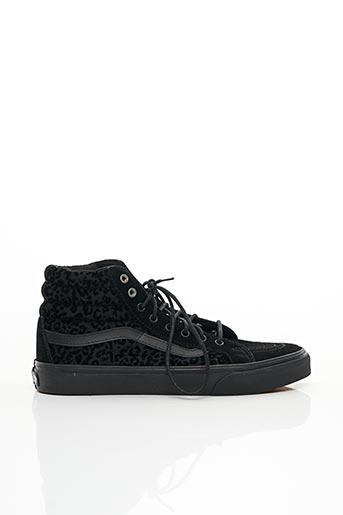 Baskets noir VANS pour femme