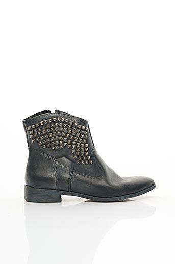 Bottines/Boots gris CRIME pour femme