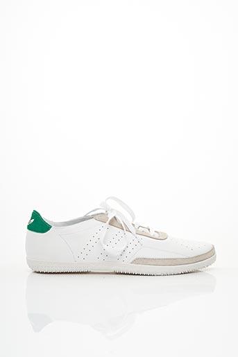 Baskets blanc ADIDAS pour homme