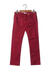 Pantalon casual rouge MARESE pour fille seconde vue