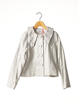 Veste chic / Blazer gris MARESE pour fille