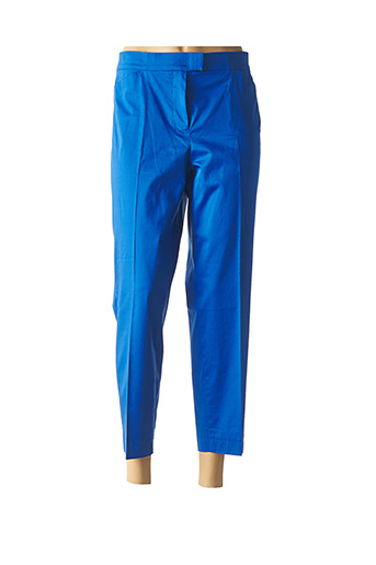 Pantalon 7/8 bleu GERRY WEBER pour femme