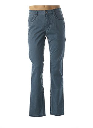 Pantalon casual bleu PADDOCK'S pour homme