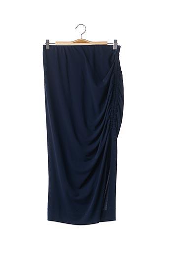 Jupe longue bleu BY MALENE BIRGER pour femme