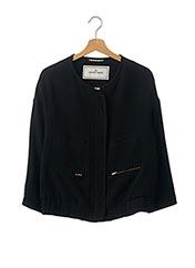 Veste chic / Blazer noir BY MALENE BIRGER pour femme seconde vue