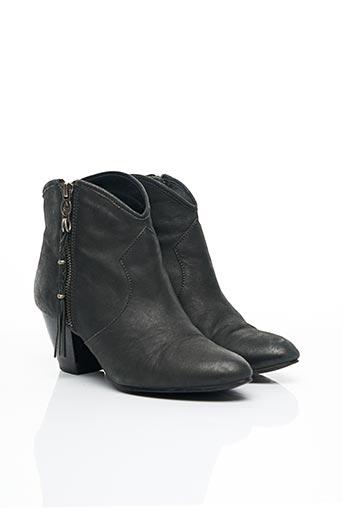 Bottines/Boots noir ASH pour femme