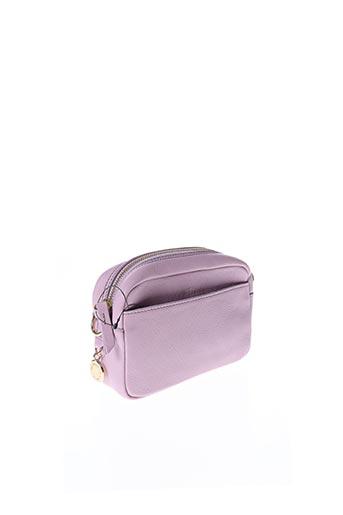 Sac violet LEVIS pour femme
