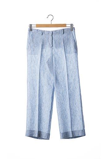 Pantalon casual bleu CHLOÉ STORA pour femme