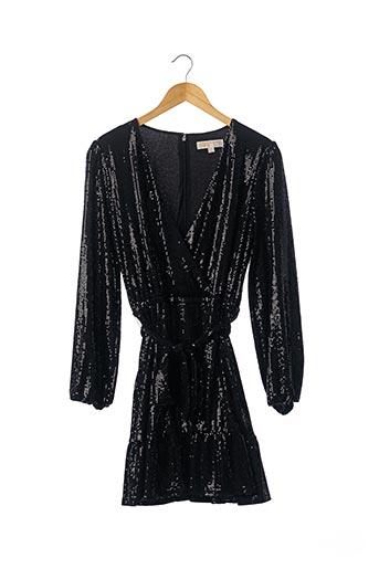 Robe courte noir MICHAEL KORS pour femme