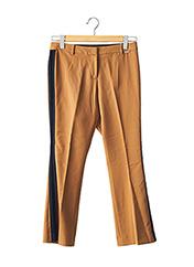 Pantalon casual marron LIU JO pour femme seconde vue