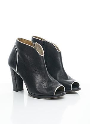 Bottines/Boots noir ERAM pour femme