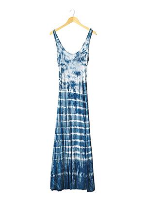 Robe longue bleu EASTEM SERENITY pour femme
