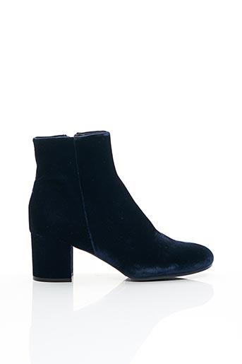 Bottines/Boots bleu BILLIBI pour femme
