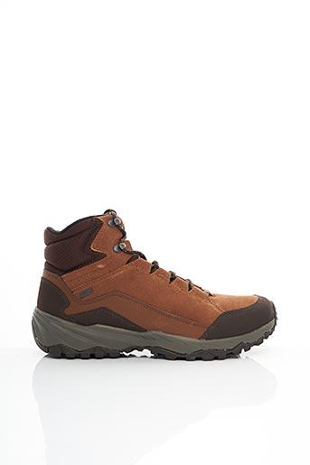 Bottines/Boots marron MERRELL pour homme
