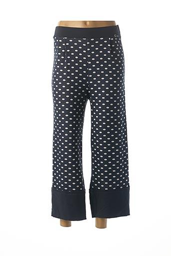 Pantalon 7/8 bleu DANIELA COOL pour femme