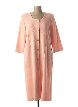 Chemise de nuit rose EGATEX pour femme